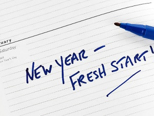 New Year's Un-Resolution