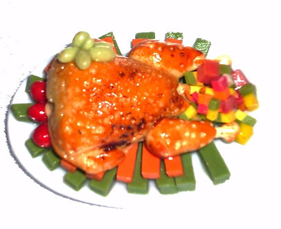 Thanksgiving Turkey Platter