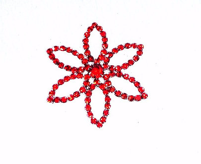 Red Star Flower