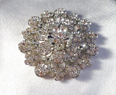 Diamond Crystal Flower
