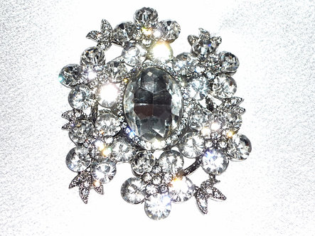 Diamond Crystal Wreath