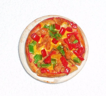 Sliced Pizza Supreme