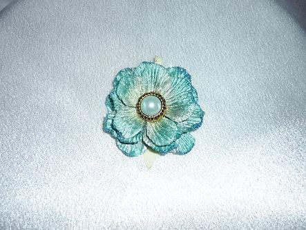 Turquoise Petal Flower