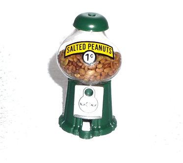 Green Peanut Dispenser