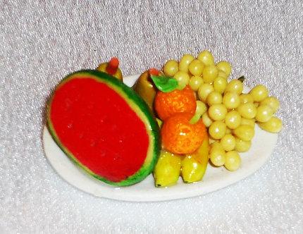 Fruit Platter on a Platter