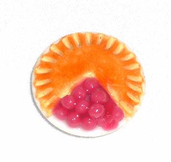 Cut Cherry Pie