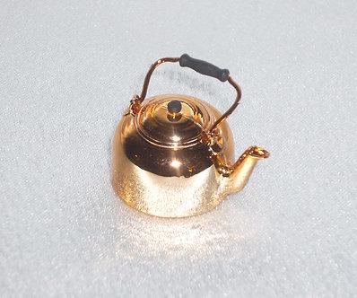 Coppertone Tea Kettle