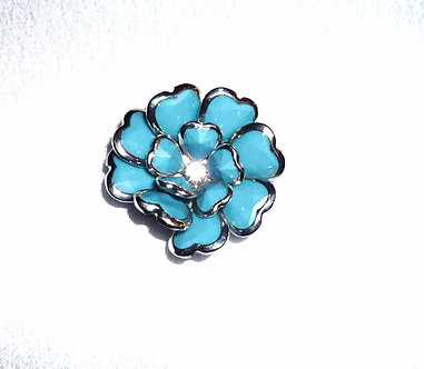 Powder Blue Flower
