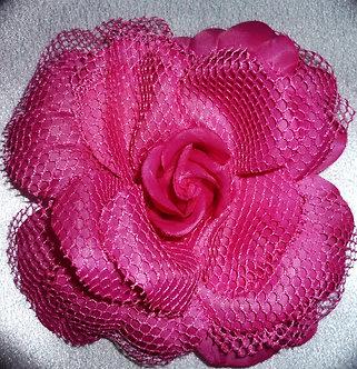 Large Fuchsia Rose