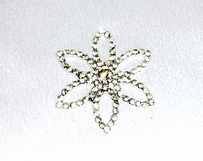 Silver Star Flower