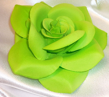 Large Green Flower