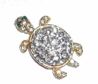 Diamond Crystal Turtle