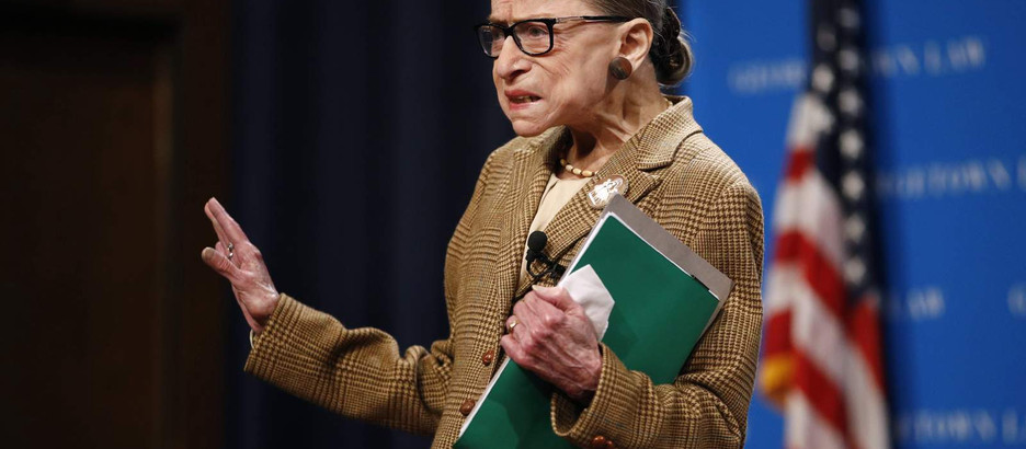 RBG's Passing and American Healthcare