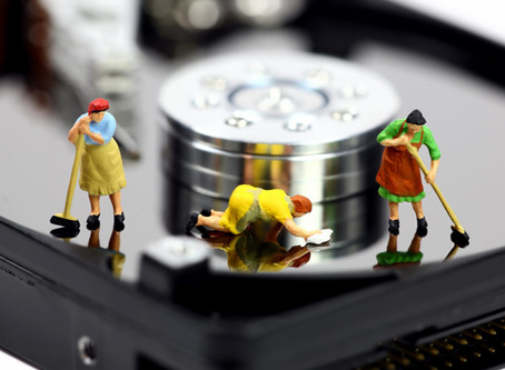 Are You Giving Your Data a Spring Clean?