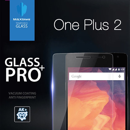 OnePlus One Plus Two 1+2 TEMPERED GLASS SCREEN PROTECTOR[2 Piece]