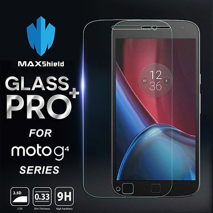 MOTO Z TEMPERED GLASS SCREEN PROTECTOR [2 Piece]
