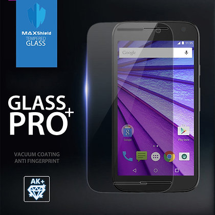 Motorola Moto G 3rd X Play Style TEMPERED GLASS SCREEN PROTECTOR[2 Piece]