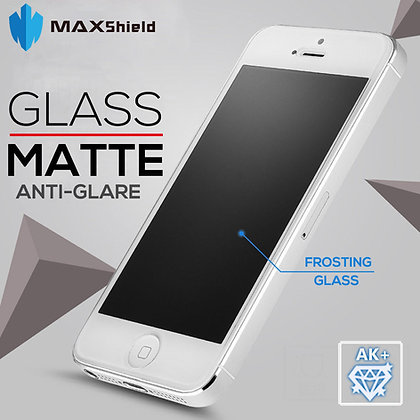 iPhone 5C MATTE TEMPERED GLASS SCREEN PROTECTOR [2 Piece]