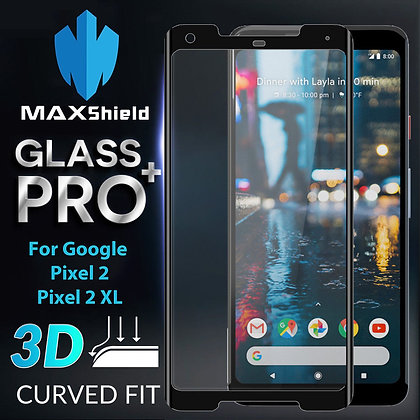 Pixel 2 XL Tempered Glass Screen Protector [2 Pieces]