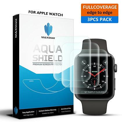 Apple Watch Series 1/2/3 38mm HD Screen Protector[3 Packs]