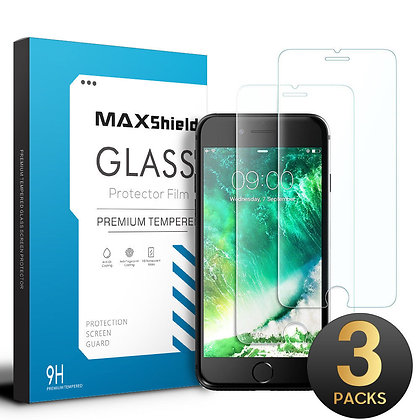 iPhone 8 GLASS SCREEN PROTECTOR【3 Pieces】