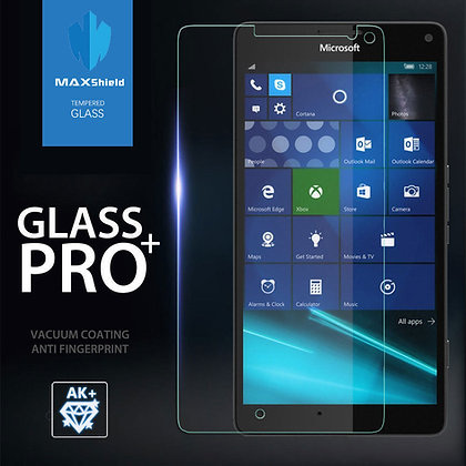 Microsoft Lumia 950 TEMPERED GLASS SCREEN PROTECTOR [2 Piece]