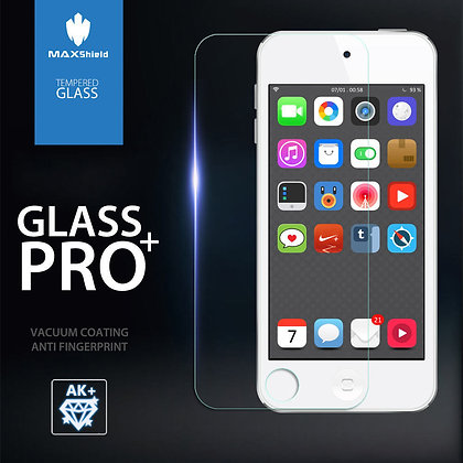 Apple iPod Touch 5th 6th Gen TEMPERED GLASS SCREEN PROTECTOR  [2 Piece]