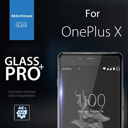 OnePlus X Tempered Glass Screen Protector [2 Pieces]