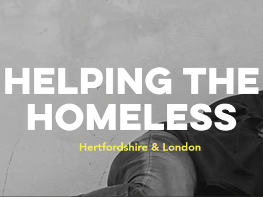 Providing Help and Hope for the Homeless this Winter
