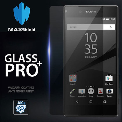 Sony Xperia Z5 TEMPERED GLASS SCREEN PROTECTOR[2 Pieces]