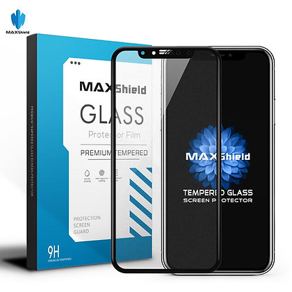iPhone 7 FULL COVERAGE MATTE TEMPERED GLASS SCREEN PROTECTOR[2 Piece]