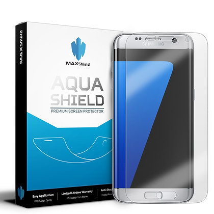 Samsung Galaxy S7 edge  Full-Coverage Screen Protector [2 Packs]