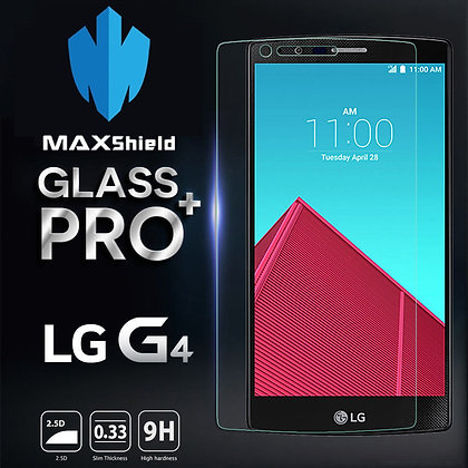 LG G4 Tempered Glass Screen Protector [2 Pieces]