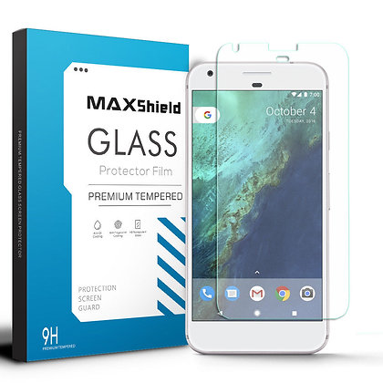 Google Pixel XL TEMPERED GLASS SCREEN PROTECTOR  [2 Piece]
