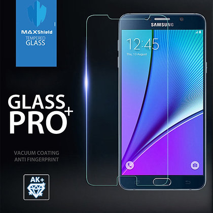 Galaxy Note 5 Tempered Glass Screen Protector [2 Pieces]