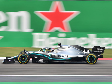 Big Talent meets Big Data; The Secret Behind Formulas One's Success