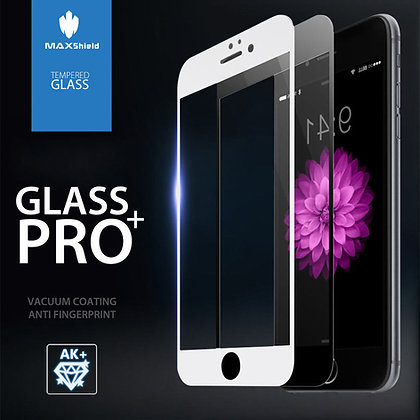 iPhone 6 Full Coverage Tempered Glass Screen Protector[2 Piece]