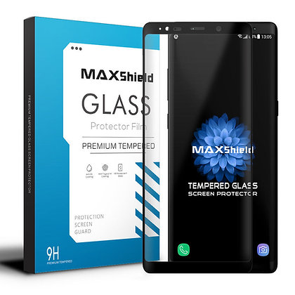 Samsung Galaxy Note 8 Full Coverage 3D Tempered Glass [2 Pieces]