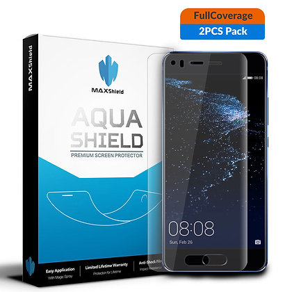 Huawei P10 Full Coverage Screen Protector[2 Packs]