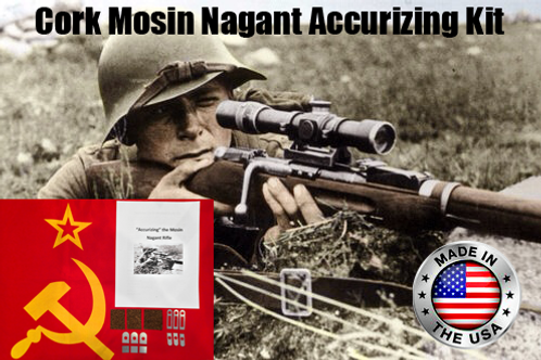 Cork Mosin Nagant MASTER KIT