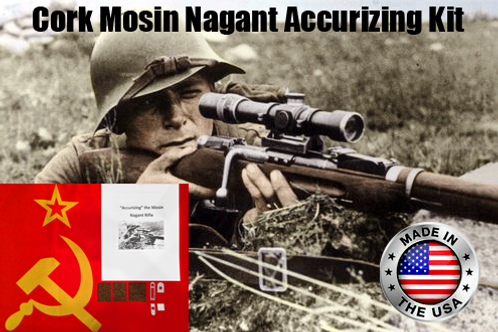 Cork Mosin Nagant BASIC KIT