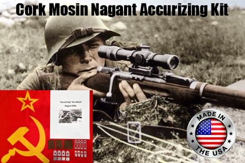 Cork Mosin Nagant SUPER KIT