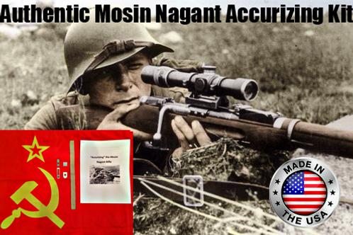 Authentic Mosin Nagant BASIC KIT