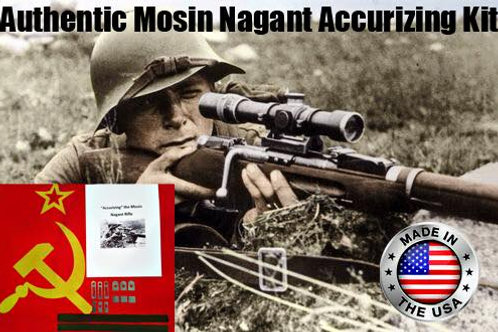 Authentic Mosin Nagant MASTER KIT