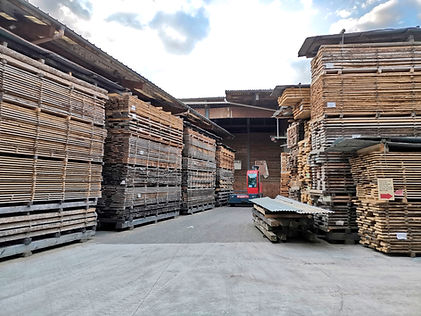 Sägerei Holzlager Schweiz