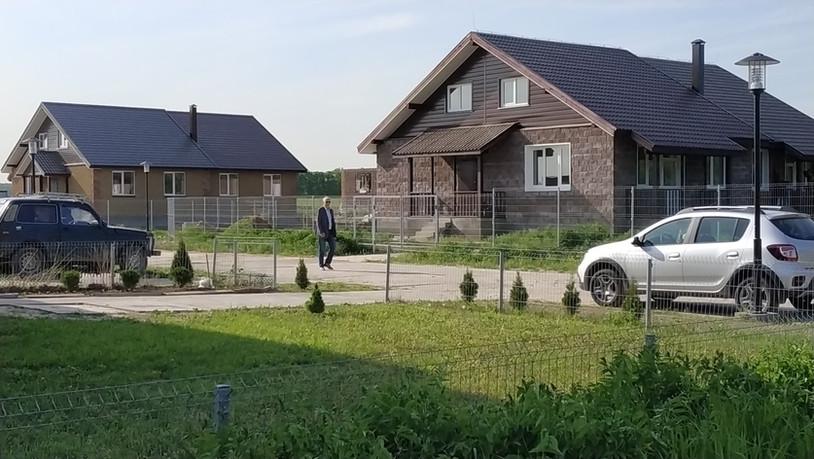 Дом в Подмосковье ЖК Никитино