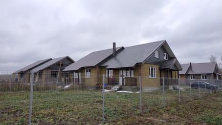 Дом с ПМЖ в Московской области от 3,6 млн.р.