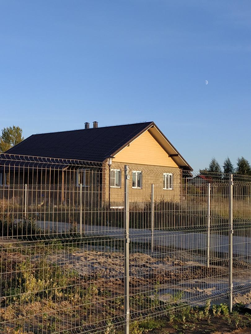 Жилой дом с участком в Подмосковье