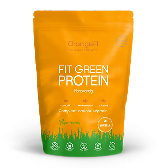 Fit Green Protein - Vanille