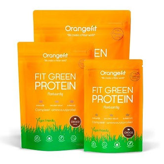 Fit Green Protein - Chocola
